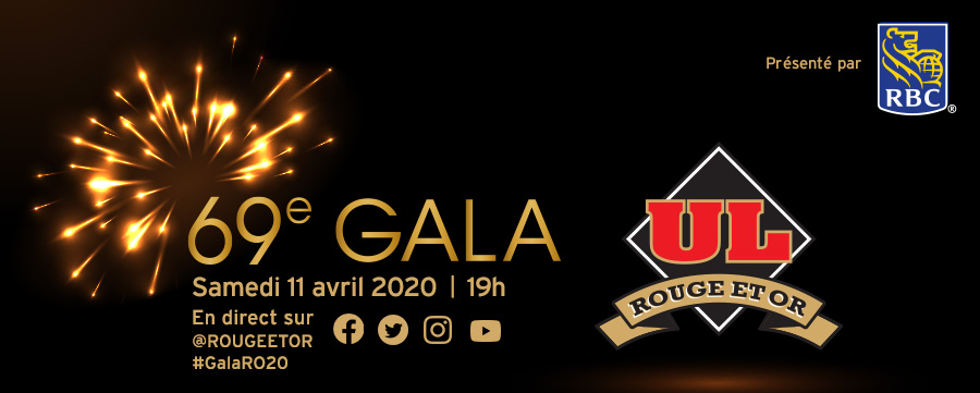 69e Gala Rouge et Or